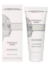 Porcelain Mask Nourishing