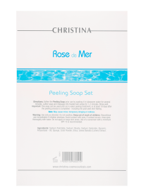 Rose De Mer - Peeling Soap KIT