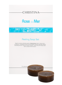 Rose De Mer - Peeling Soap KIT