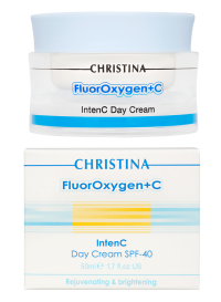 FluorOxygen+C Intenc Day Cream SPF 40