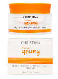 Forever Young - Hydra-Protective Winter Cream