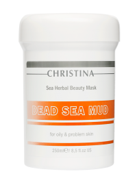 Sea Herbal Beauty Dead sea Mud Mask for Oily & Problem skin